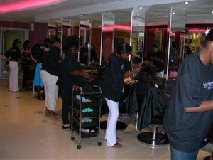Rent A Chair OR Room or Nail Station in Upmarket Salon