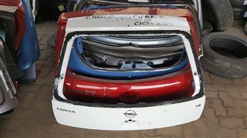 Opel Corsa Gamma Tailgate