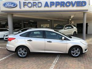 2018 Ford Focus sedan 1.0T Ambiente