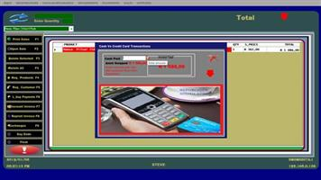 POS ( Point Of Sale system )