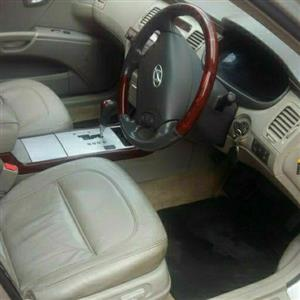 2006 Hyundai Azera 3.3 GLS