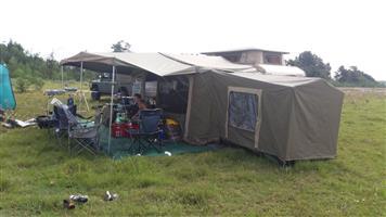 2010 Jurgens Xplorer 4x4 Caravan