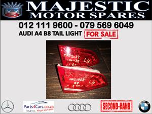 Audi A4 B8 tail lights for sale