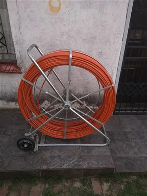 Fiber Push Rod / Duct Rod 11mmx300m