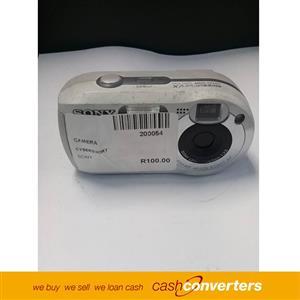 200054 Camera Cyber Shot Sony