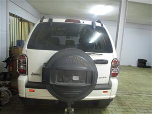 JEEP CHEROKEE 3.7 KJ 2008 MODEL (FOR SALE)
