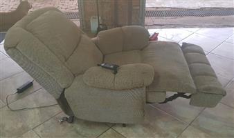 Lazy Boy Electric Chair For sale