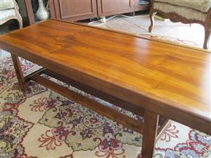 Beautiful Imbuya Coffee table