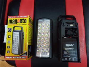 Loadshedding lights rechargeble