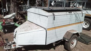 6 foot venter trailer