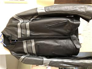 Lookwell 74 Leather motorcycle jacket