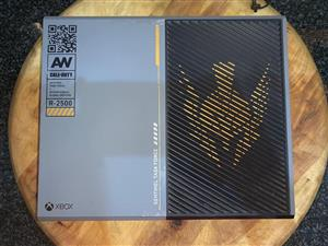 1Tb Xbox one limited edition