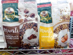 Jungle Muesli Assorted 400g