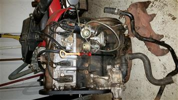 Complete VW Golf engine 1800 carb