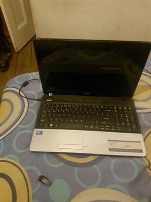 Acer cerelon 500G memory 2G Ram