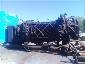 UD 460 gearbox