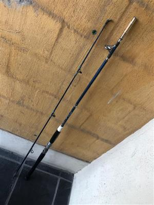 2-Part Fishing rod - recently spruced up