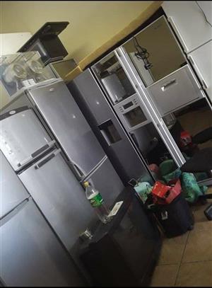 Refridgeration repair and services