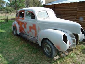 FORD sedan 1940