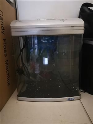 Fish tank Jebo mini outstanding design R999 Im in Mayfair Johannesburg