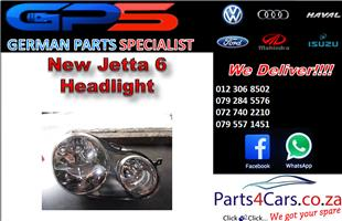 New VW Polo 2 Round Headlight for Sale