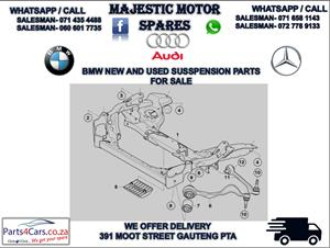 Bmw used and new suspension parts for sale