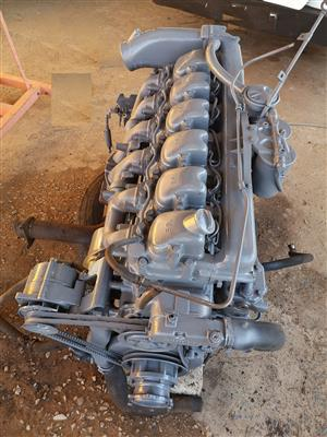 ADE 407 N Engine complete No trade in required