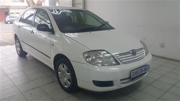 2008 Toyota Corolla 160i GLE automatic