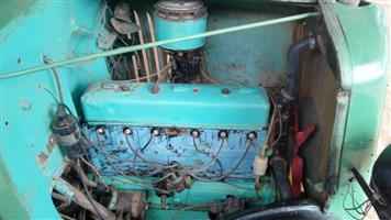 Chevrolet 1934 truck