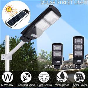 Solar 60W Led Power Street Light