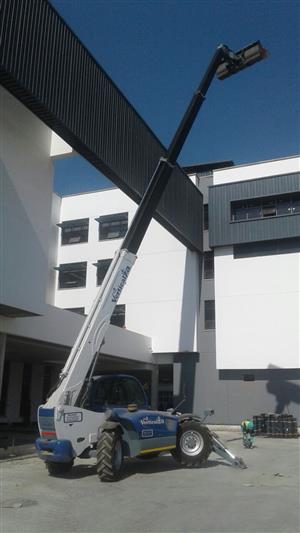 Telehandler VerticalZA Manitou MT1840 - FORKLIFT, 4 ton 18m TELESCOPIC Handler