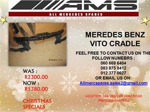 CHRISTMAS SPECIALS !!!! VITO CRADLE FOR SALE