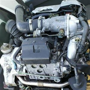 Nissan HardBody 3.0L Diesel ZD30