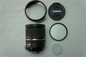 Tamron SP 24-70mm f/2.8 Di VC USD Lens (Full Frame Nikon Mount)