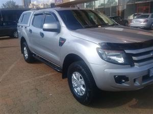 2012 Ford Ranger 2.2 double cab 4x4 XL