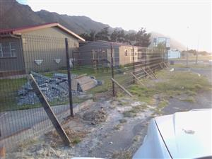 SPJ Projects T1 Boundary fence
