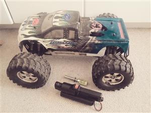 R/C Raptor monster truck - R1200