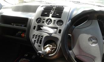 2003 Mercedes Benz Vito 111 CDI Mixto crewcab