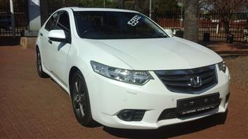 2013 Honda Accord 2.4 Executive auto
