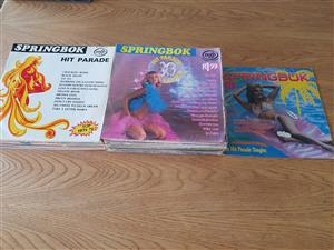 Springbok Hits Vinyl Collection