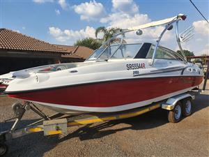 Sunsport 2150 With Mercruiser Inboard