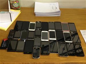 Smartphones x 30
