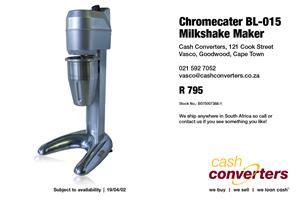 Chromecater BL-015 Milkshake Maker