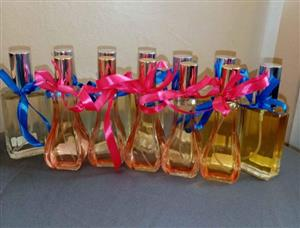 Oil base perfume and body lotions