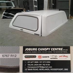 ford ranger t6 lwb 2012 to 2016 blindsided canopy