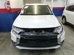 2018 Mitsubishi Outlander 2.4 GLS Exceed