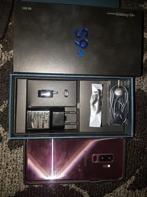 Selling a Samsung Galaxy S9