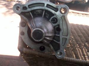 Citroen C3 starter motor