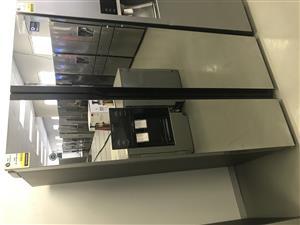 Samsung Double Door Mirror