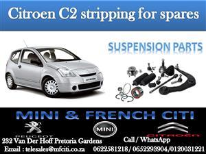 Suspension  parts On Big Special for Citroen C2
